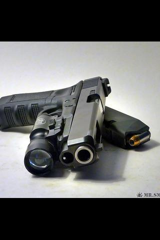 Weapons : Glock - screenshot
