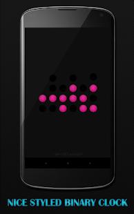 Binary Clock Daydream Pro - screenshot thumbnail