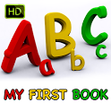 My first book of English ABC icon