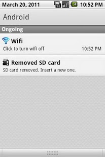 Wifi Powerbar - screenshot thumbnail