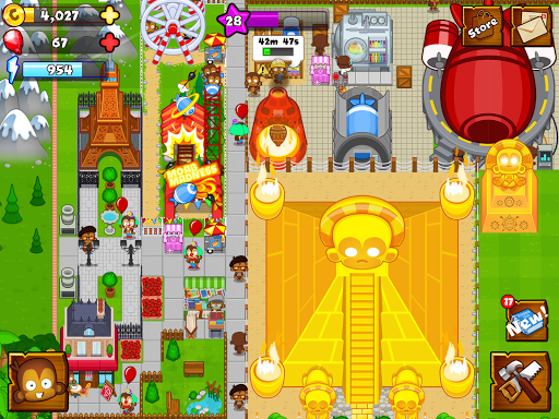Bloons Monkey City 1.11.4 screenshots 8