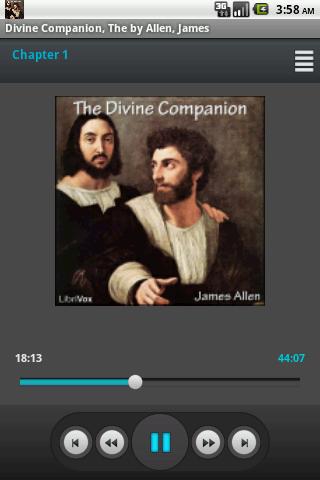 The Divine Companion Librivox