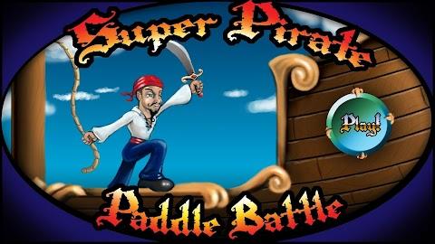 Super Pirate Paddle Battle F2P Screenshot 1