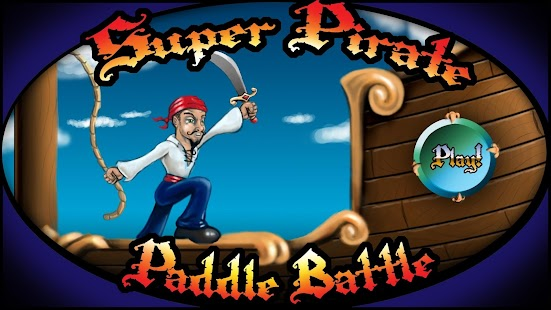 Super Pirate Paddle Battle F2P- screenshot thumbnail