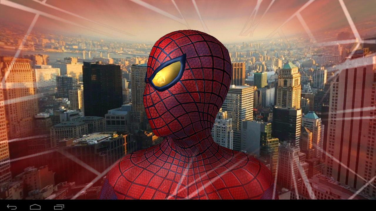 Spider-Man Ultimate Unlock LWP - screenshot