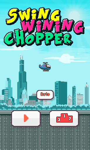 Swing Wining Copters