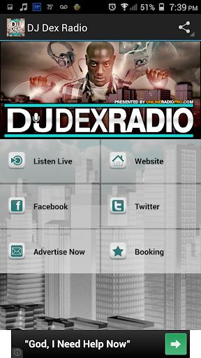 DJ Dex Radio
