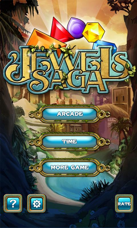 Joyas - Jewels Saga: captura de pantalla