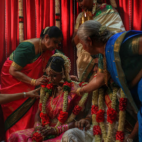 Like A Queen by Shahrul A Hamid - Wedding Ceremony