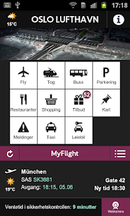 Oslo Airport - screenshot thumbnail