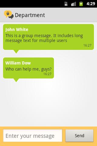 Bopup Messenger 1.5.0.181208 screenshots 6
