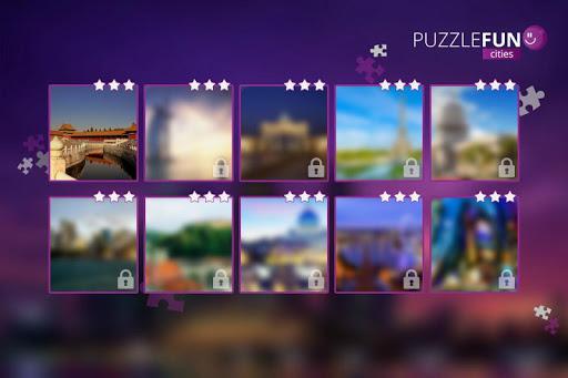 PuzzleFUN Cities