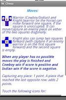 Screenshot of Wild West Chess