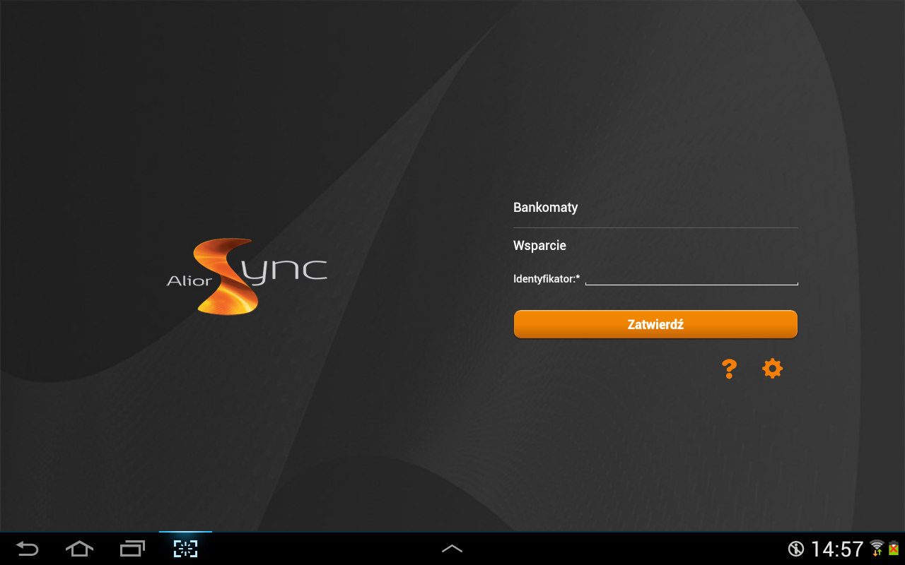 Sync Mobile - screenshot