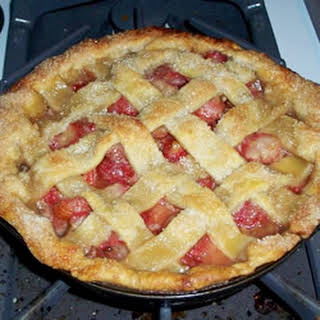 Most Spectacular Strawberry Pie.