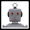 Retro Robot icon