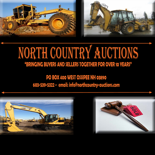 North Country Auctions 商業 LOGO-阿達玩APP