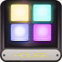 House Slate - House Drum Pads icon