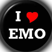 I Heart Emo Live Wallpaper