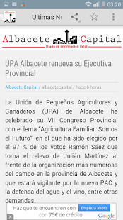 Albacete Capital- screenshot thumbnail