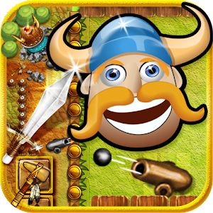 Clash of Tribes Viking Clans for PC and MAC