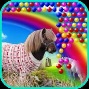 Bubble Little Pony Worlds