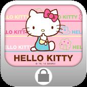 Hello Kitty Lovely Screen Lock