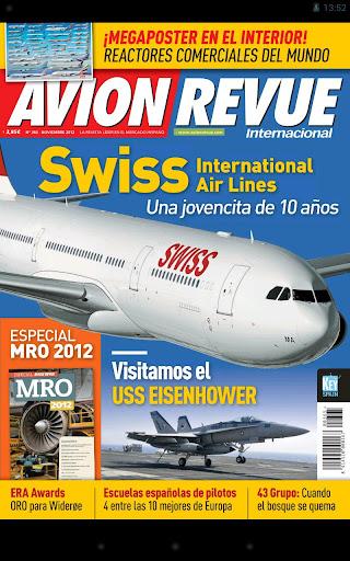 Avion Revue Internacional ESP