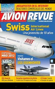 Avion Revue Internacional ESP- screenshot thumbnail