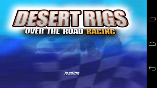 Desert Rigs