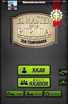 El Master de la Biblia Trivia