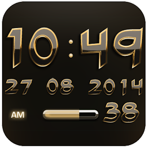 Digi Clock Widget Aton PC Download / Windows 7 8 10 / MAC