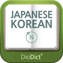 DioDict 4 JPN-KOR Dictionary icon