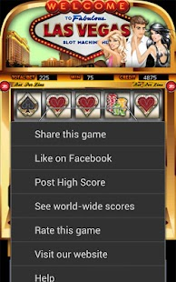 Las Vegas Slot Machine HD- screenshot thumbnail