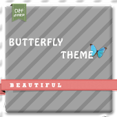 GO butterfly theme