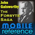 The Forsyte Saga logo