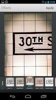 Screenshot of Aviary Effects: Street