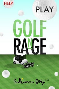Golf RAnGE Pro - screenshot thumbnail