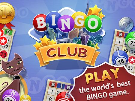 BINGO Club - FREE Online Bingo 2.5.5 screenshot 435784