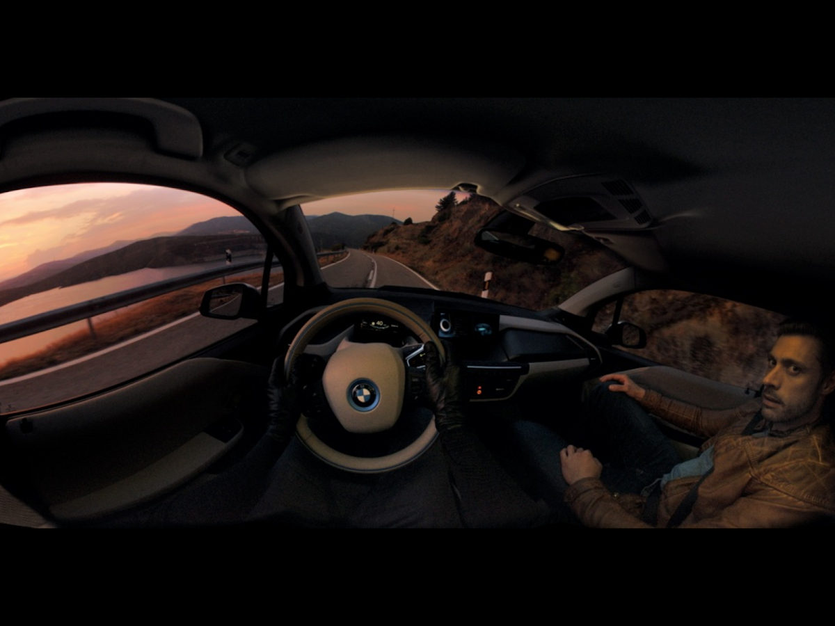BMW i3 360°- screenshot
