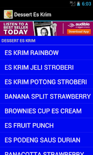Aneka Es Krim - screenshot thumbnail