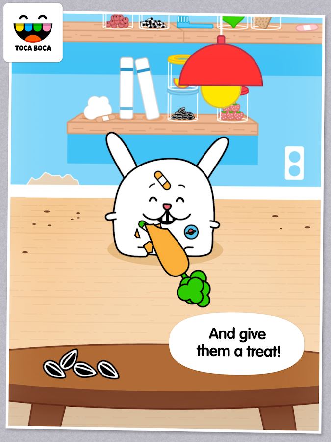 Toca Pet Doctor- screenshot