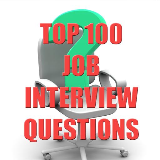 100 Best Interview Questions 生產應用 LOGO-阿達玩APP