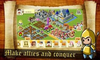 Screenshot of Miracle Empire