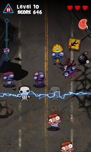 Zombie Smasher  screenshots 1