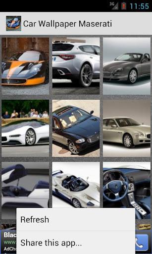 Car Wallpaper Maserati