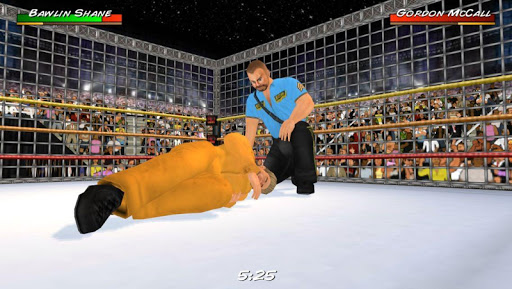 Wrestling Revolution 3D 1.640 screenshots 7