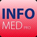 InfoMed profesional logo
