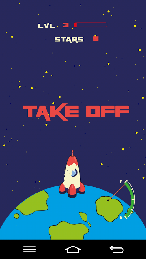 Take Off- screenshot