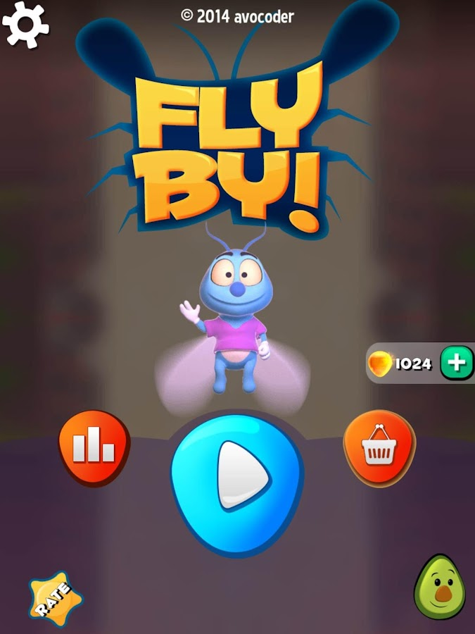 Fly By!- screenshot